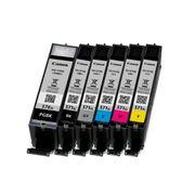Canon - Inktcartridge CLI-571XL - Geel