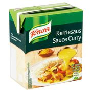 Knorr Tetra Sauces Curry 300 ml