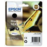 Epson - Inktcartridge T1631 - XL - Zwart