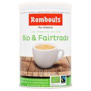 Rombouts Gemalen Koffie Pur Arabica Bio & Fairtrade 250 g