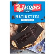 Jacques Matinettes Puur 60% 128 g