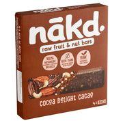 Nākd Cocoa Delight 4 x 35 g