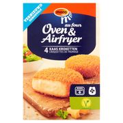 Mora Oven & Airfryer Kaas Kroketten 4 x 70 g