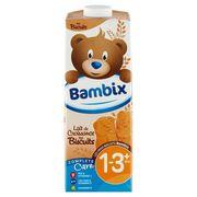 Bambix Groeimelk met Koekjes 1-3 Jaar 1 L