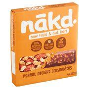 Nākd Peanut Delight 4 x 35 g