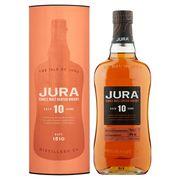Jura 10 Year Old Single Malt Whisky 70cl