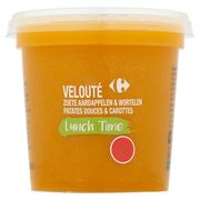 Carrefour Lunch Time Velouté Patates Douces & Carottes 300 ml