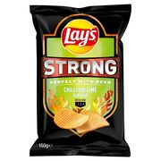 Lay's Strong Chilli And Lime Flavour 150 gr