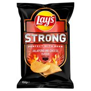 Lay's Strong Jalapeno And Cheese Flavour 150 gr