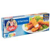 Iglo 15 Fish Sticks 450 g