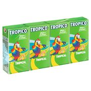 Tropico Tropical Brickpack 4 x 0.20 L