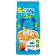 Bjorg Les P'tits Curieux Crisp au Miel Bio 220 g