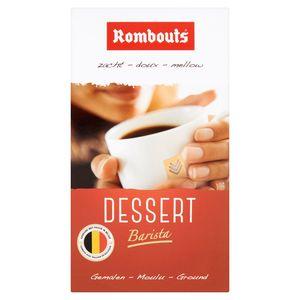 Rombouts Dessert Zacht Barista Gemalen 250 g