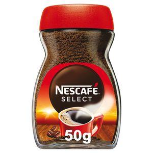 Nescafé Café SELECT Bocal 50 g