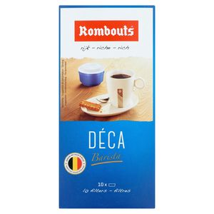 Rombouts Déca Barista 10 Filters 70 g