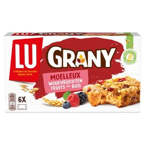 LU Grany Moelleux Fruits des Bois 195 g