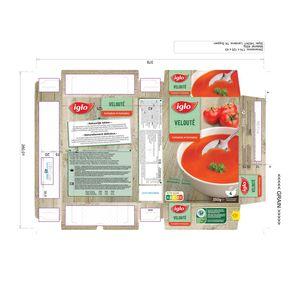Iglo Tomatenvelouté 350 g