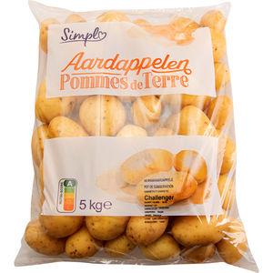 Carrefour Aardappelen 5 kg