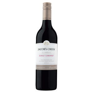 Australie Jacob's Creek Shiraz /Cabernet Sauvignon Rouge
