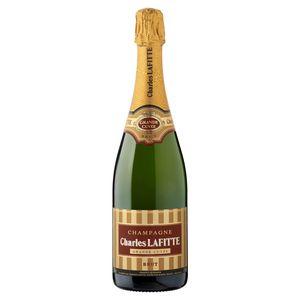 Charles Lafitte Champagne Grande Cuvée Brut 750 ml