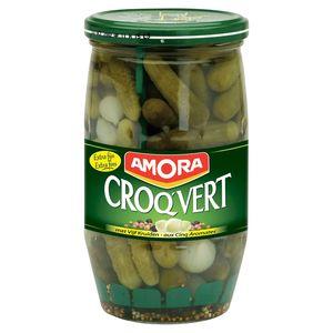 Amora Augurken Croq'Vert 205 g