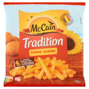 McCain Frieten Tradition 2 kg
