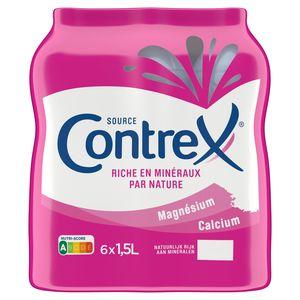 CONTREX® Eau Minérale Naturelle Plate 6 x 1.5 L