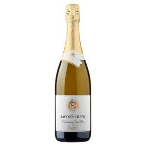 Jacob's Creek Sparkling Chardonnay Pinot Noir Australia 75 cl