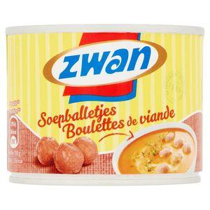 Zwan Soepballetjes 210 g