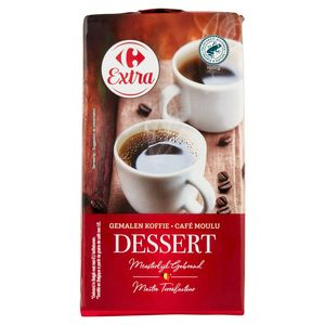 Carrefour Gemalen Koffie Dessert Rijk 250 g