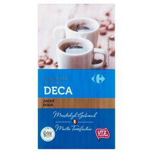 Carrefour Café Moulu Deca Doux 250 g
