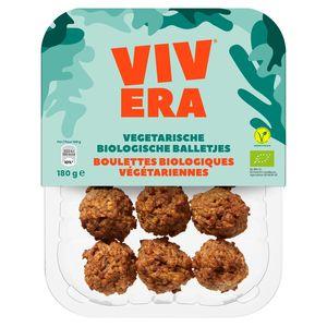 Vivera Vegetarische Biologische Balletjes 180 g