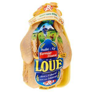 Label Rouge Kip Hoeve uit Loué Mais