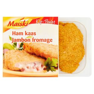 Maïski Kip Ham Kaas 250 g