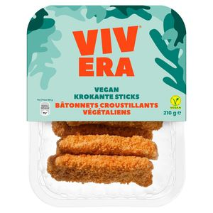 Vivera Bâtonnets Croustillants Végétaliens 210 g