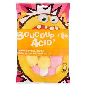 Carrefour Soucoup Acid 39 g