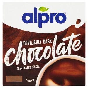 Alpro Dessert Fondant 4 x 125 g
