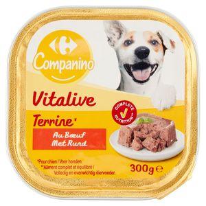 Carrefour Terrine Riche en Boeuf 300 g