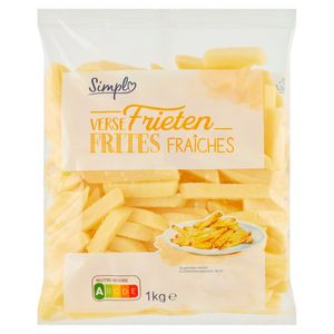 Carrefour Frites Fraîches 1 kg