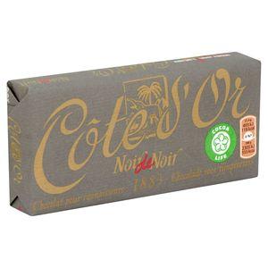 Côte d'Or Noir de Noir 2 x 75 g