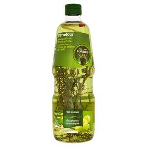 Carrefour Olie voor Fondue met Kruiden 1 L