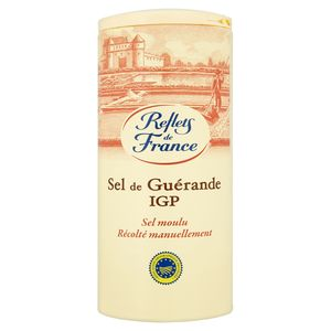 Reflets de France Sel de Guérande IGP Sel Moulu 250 g