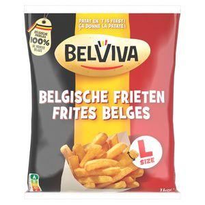 Belviva Frites Belges 1 kg