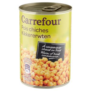 Carrefour Pois Chiches 400 g