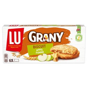 LU Grany Biscuit Pomme 6 Sachets 171 g