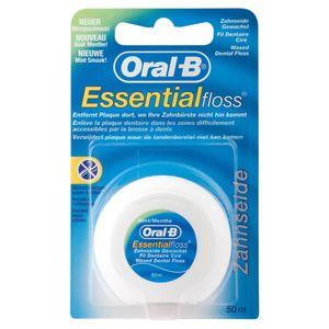 Oral-B Essential Dental Floss Munt 50 m