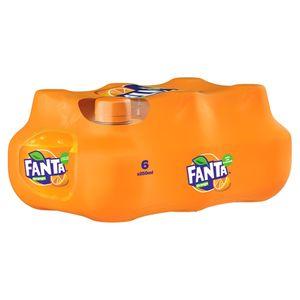 Fanta Orange 6 x 250 ml
