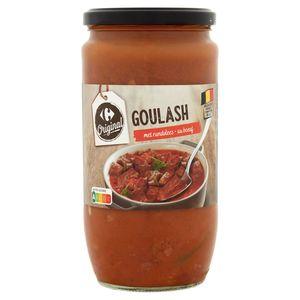 Carrefour Original Goulash met Rundvlees 800 g