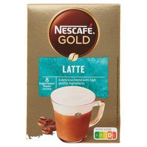 Nescafé Café CAPPUCCINO Latte Sachets 144 g