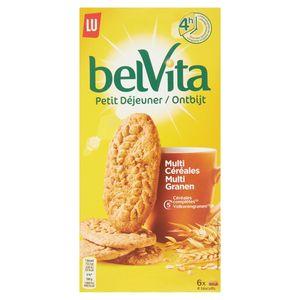 LU BelVita Petit Déjeuner Multi Céréales 300 g